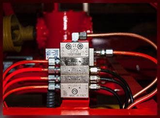 Essiccatoi fissi ingrassaggio automatico for Sistema di irrigazione automatico